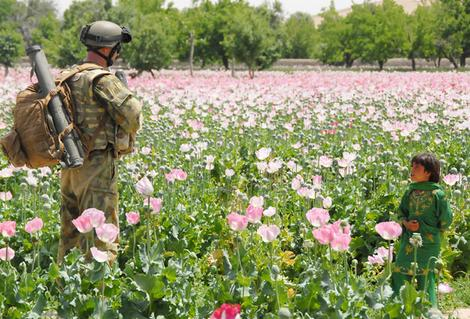 The US War for Drugs in Afghanistan
